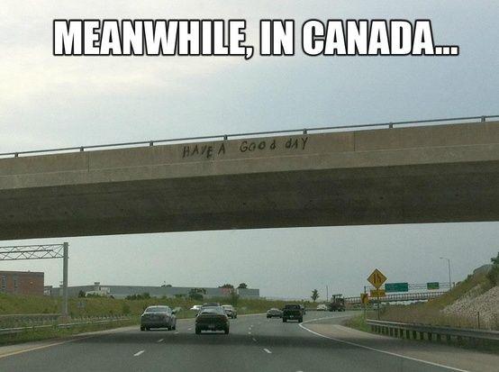 More Canadian graffiti