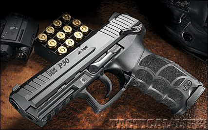 heckler and koch p30 .40