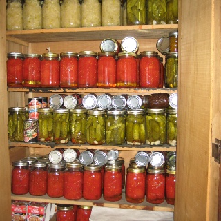 17 Best Images About Canning Shelves On Pinterest