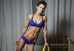 Bodyrock TV: She has amazing work outs that usually take around 15-20