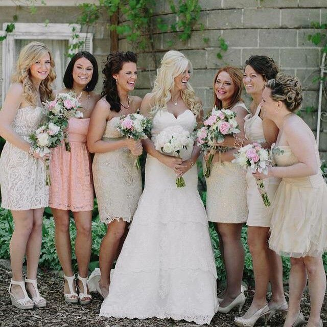 148 Best Real Brides Images On Pinterest Bridal Bride