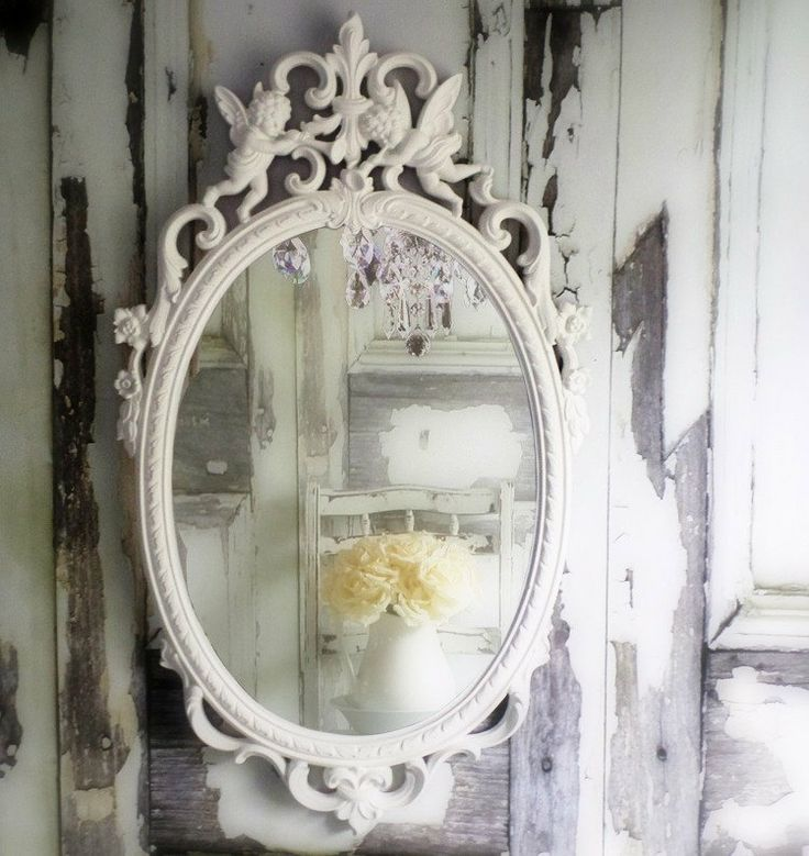 Oltre 25 fantastiche idee su specchio shabby chic su pinterest for Specchio shabby