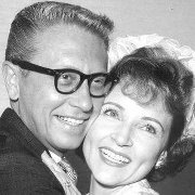 Betty White and Allen Ludden - happily married for 18 years when he died of cancer.