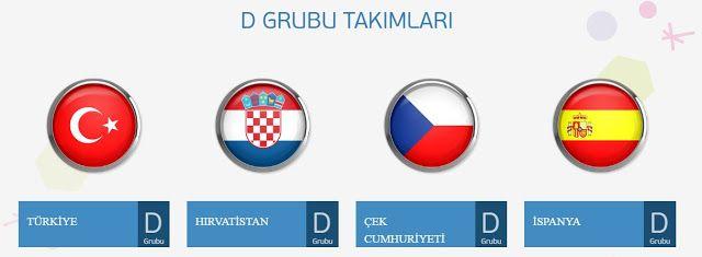 Euro 2016 Türkiye Grubu