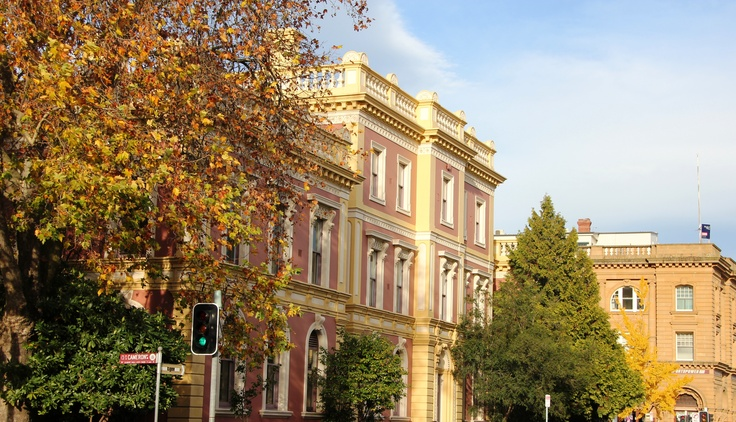 Launceston,Tasmania,Autumn