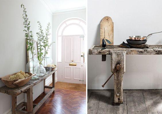 17 meilleures id es propos de etabli bois sur pinterest. Black Bedroom Furniture Sets. Home Design Ideas