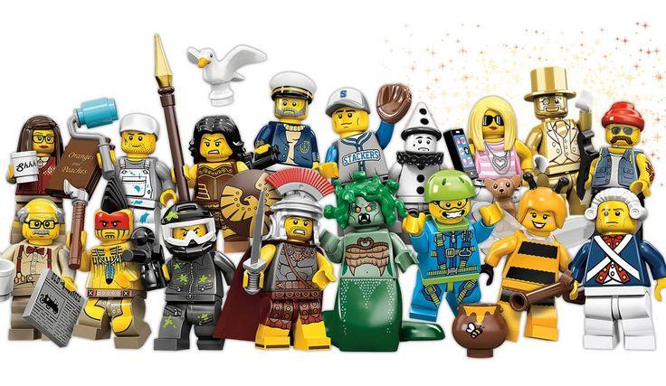 Des petites figurines jaunes de la marque Lego. Chevaliers, Indiens, cow-boys, personnages de Breaking Bad, des Simpson ou de Batman, aujourd hui, il existe des milliers de petits bonshommes Lego.