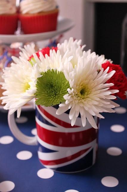 union jack mug Jubilee