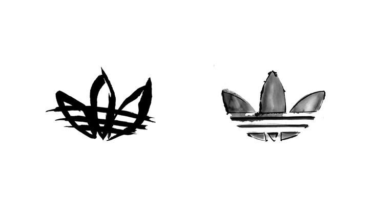 Adidas Skateboarding Shirt Graphics - T-shirt designs by Dustin Ortiz, Graphic Design and Industrial Design grad of Ai California - San Diego, for Adidas Skateboarding.
