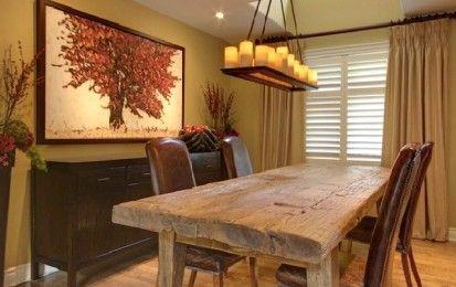 Tavoli in legno grezzo i prezzi dei modelli di design più belli