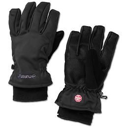 Sochi Inspired! Adventure 100 Glove - The warmest glove from the Manzella® line has PrimaLoft® insulation in a windproof, waterproof design for winter training and other outdoor sports.