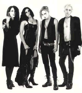Shadow Project was a Death Goth rock band that featured Rozz Williams and Eva O. It was formed in 1987 and certainly had it's style and successes