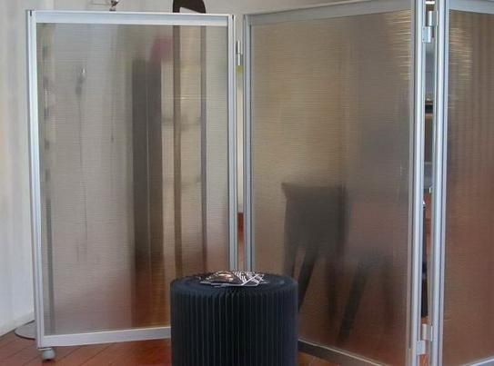 17 best ideas about cheap room dividers on pinterest hallway wall decor stair wall decor and - Cheap ideas for room dividers ...
