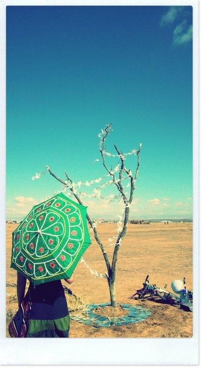 Taken at Afrika Burn April 2012, Tankwa Karroo, South Africa