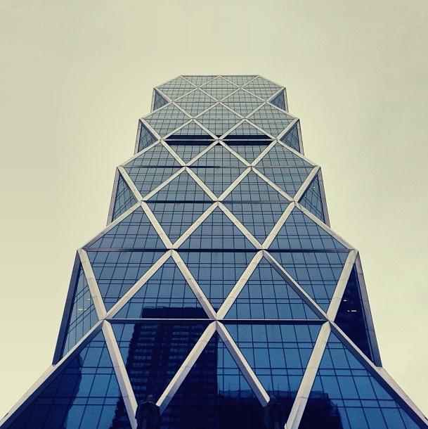 The Hearst Tower. Photo by Alejandra Garibay