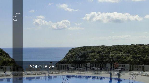 Hotel Playa Azul opiniones y reserva