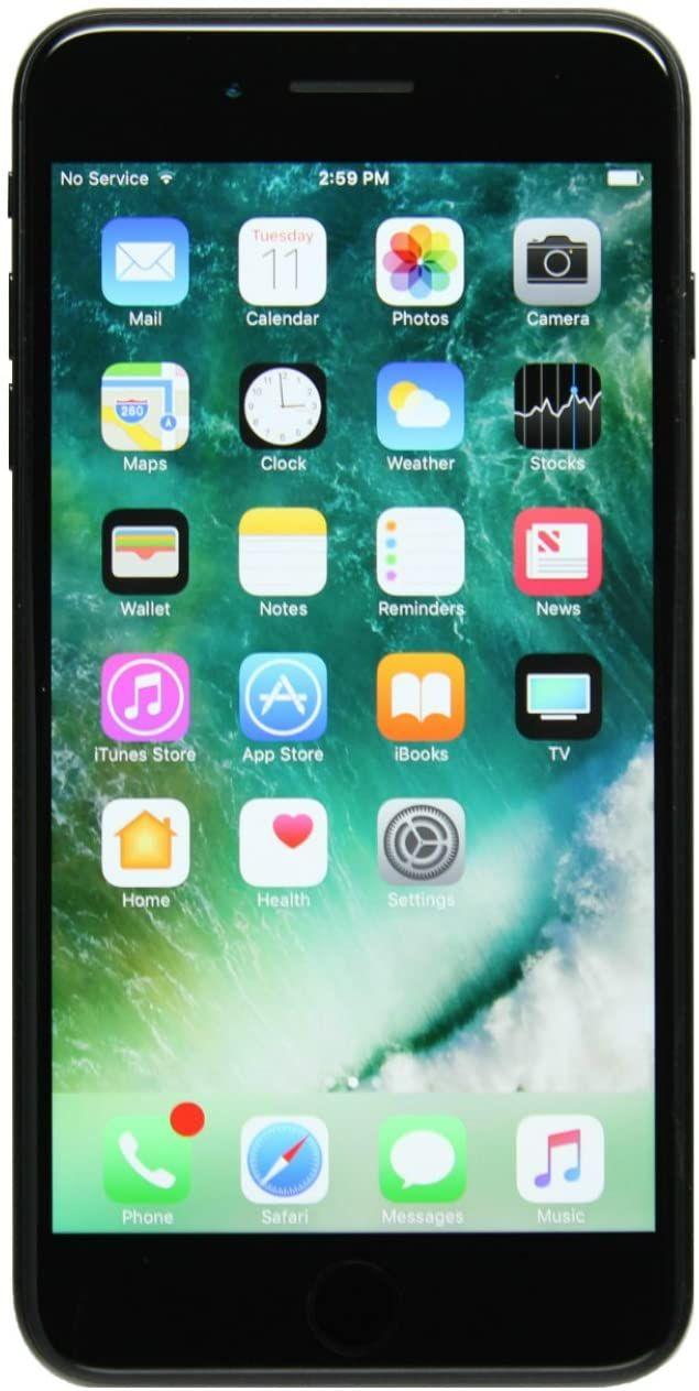 Apple Iphone 7 Plus 32gb Black Fully Unlocked Renewed In 2020 Apple Iphone Iphone 7 Plus Iphone 7