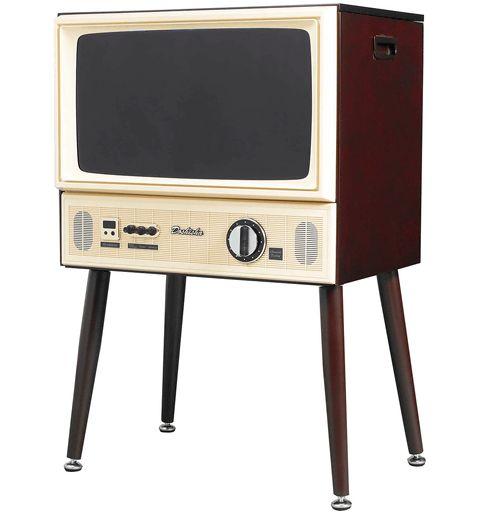 チャンネル回せます!ガチャガチャできる脚付き液晶テレビが発売 - ネタとぴ