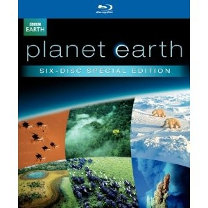Planet Earth Blu-ray ($34.99)