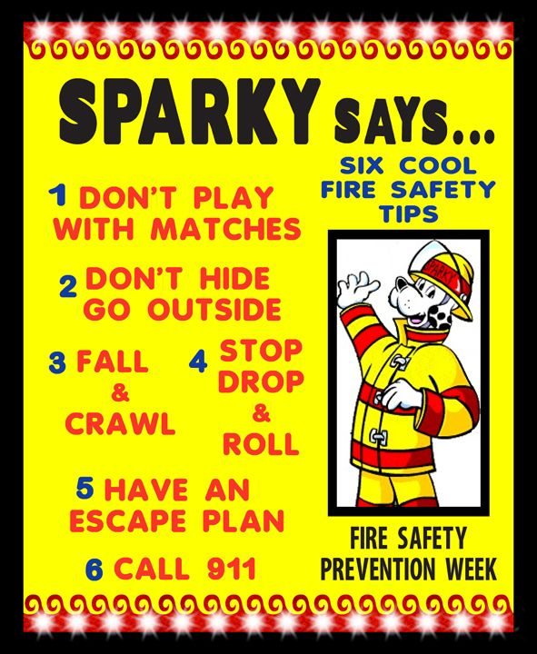 Best Fire Safety Preschool Images On   Fire