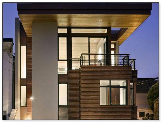 39 Simple 2 Storey Minimalist Home Design 2019 Modern Farmhouse Plans Simple House Design House Front Design