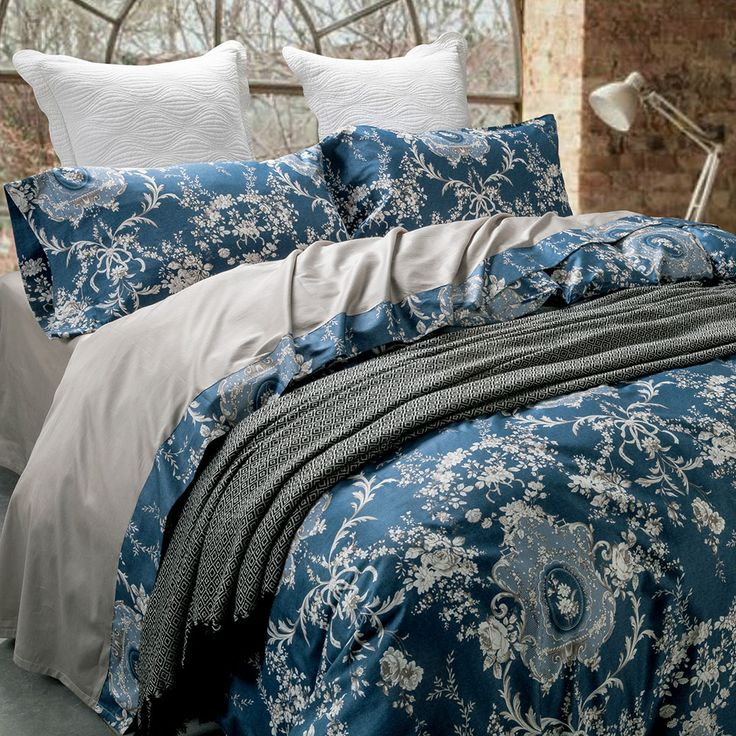 find more bedding sets information about pastoral flowers western style egyptian cotton bedding sets of king queen size 100 egyptian cotton home bed sets