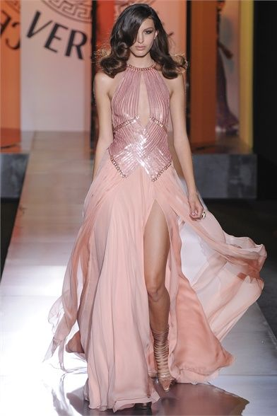 glam!! Foreign Wanderings Dress by Atelier Versace Fall 2012