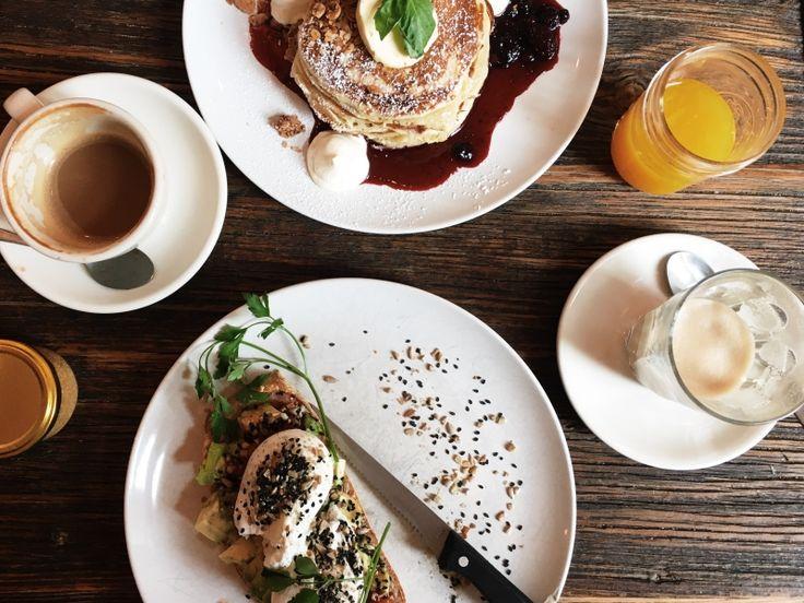 Coffee District Berlin | Avocadotoast | Pancakes