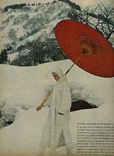 The Great Fur Caravan : 海外の写真家が描く不思議な国、日本【ファッションフォトグラフィー】 - NAVER まとめ
