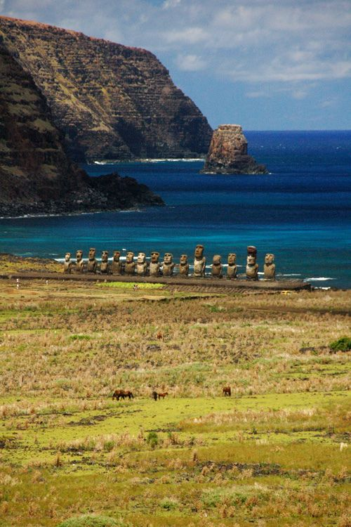 Easter Island | Flickr - Photo Sharing!