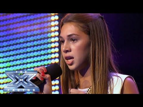 Girls Rule The World! @The X Factor USA USA 2013 AUDITIONS