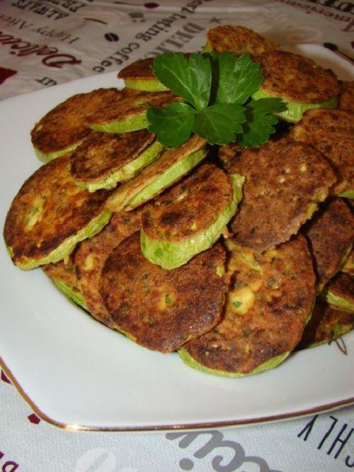 Cristina's world: Dovlecel in crusta de tofu