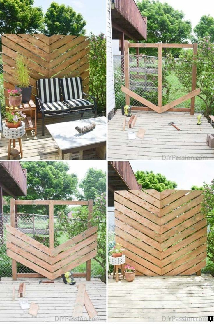 35 Smart And Stylish Garden Screening Ideas To To Transform Your