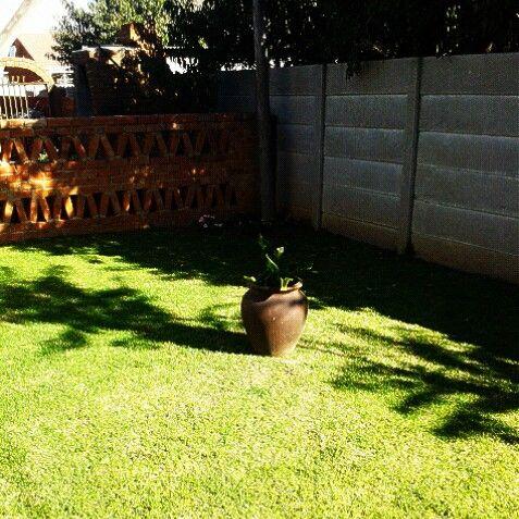 Enjoy spending time in the Garden