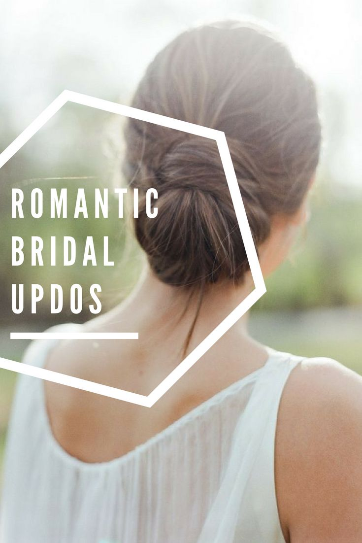 romantic bridal updos youull want to pin the best hairstyles