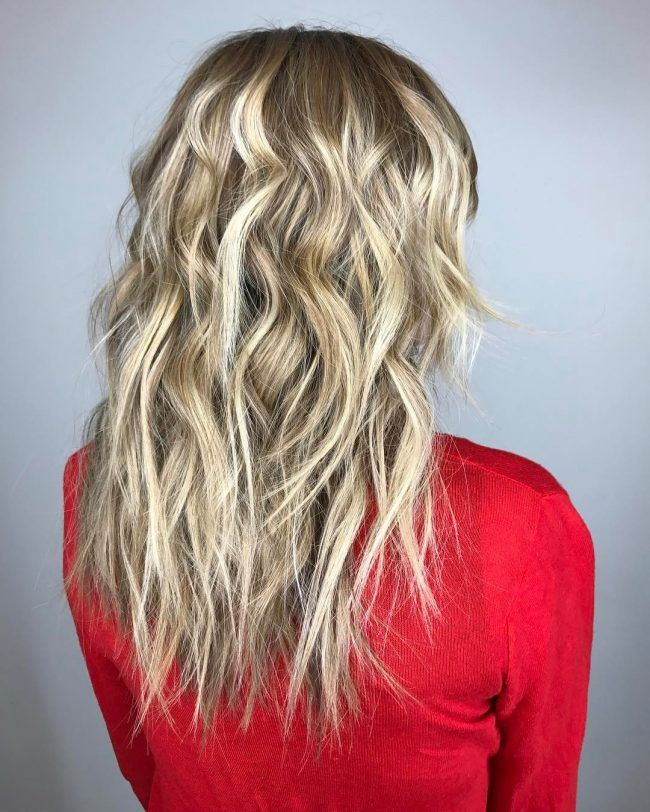 Gallery of blonde highlighted hair — pic 2