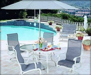 Dinner Set Tuin : The 11 best o.w. lee images on pinterest california backyard lawn