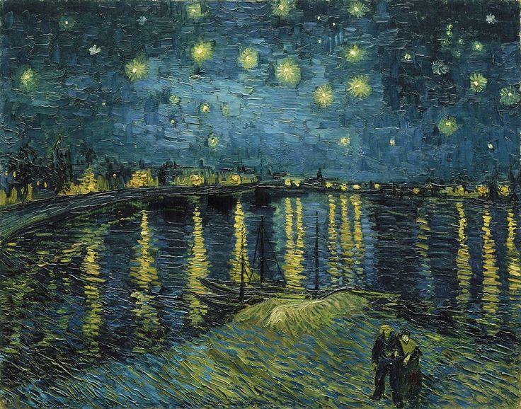 Starry Nights - Vincent van Gogh