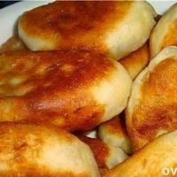 Пирожки на кефире из воздушного теста