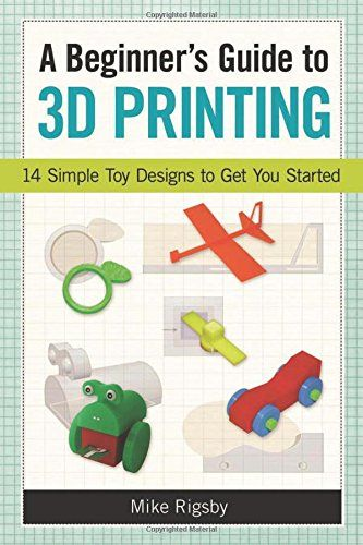 3D printers have revolutionized the worlds of manufacturing, design, and art. But how does a person with little or no computer design experience create an object to print? The easiest way to be told is through hands-on experience. Professional engineer Mike Rigsby leads readers step by step through fourteen simple toy projects, each and every …