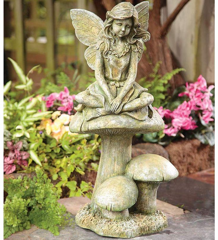217 best garden statues images on pinterest garden