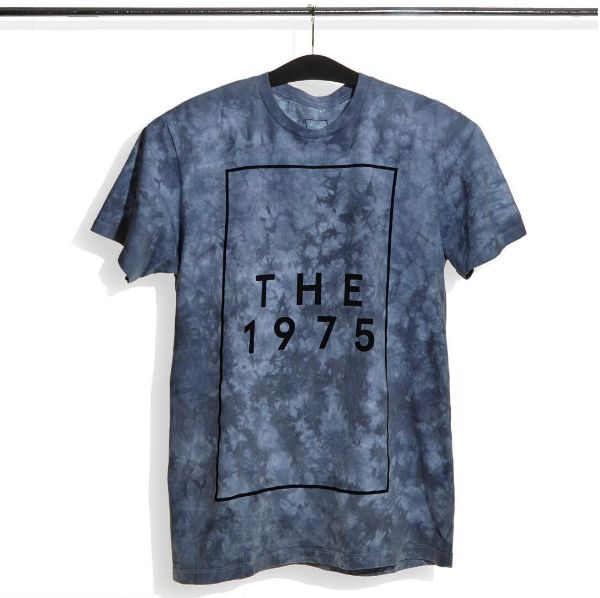 Love Me // The 1975 Logo Tie Dye T-Shirt