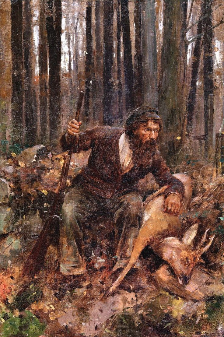 Theodore Robinson. Part 2 – Naturalism, Realism and Giverny – my daily art display