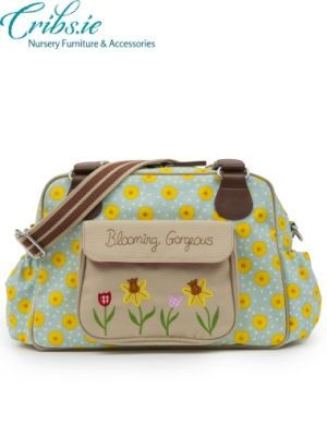 Pink Lining | Blooming Gorgeous Sunflowers | Baby Changing Bags | Cribs.ie