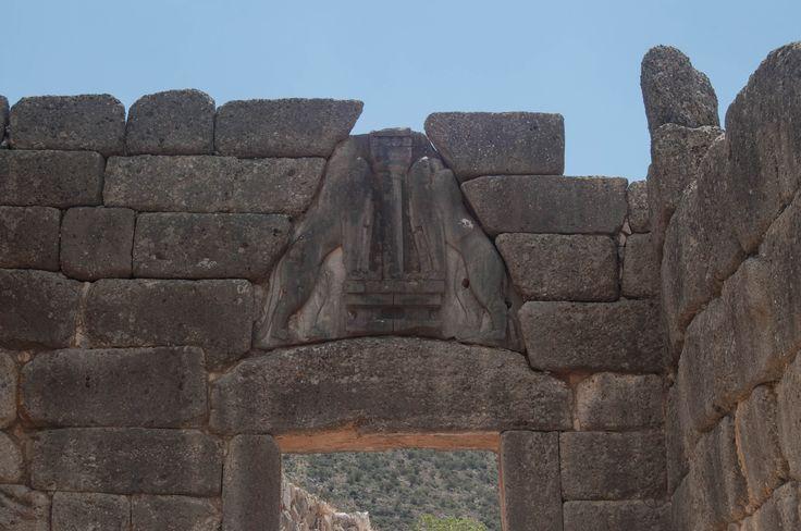Micene - Porta dei Leoni