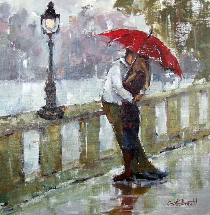 1000+ Ideas About Rain Painting On Pinterest