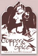 Copper and Spice restaurant, Limerick
