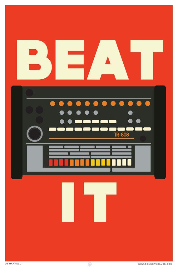 Beat It print by sonsofwolves