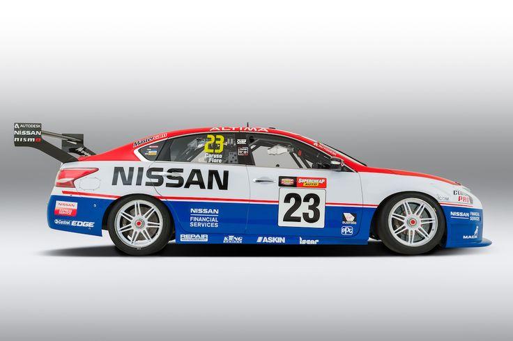 2016 Nissan Supercar Bathurst 1000 Livery.  World Copyright: NISSAN Ref: Digital Image DSC_5974.NEF
