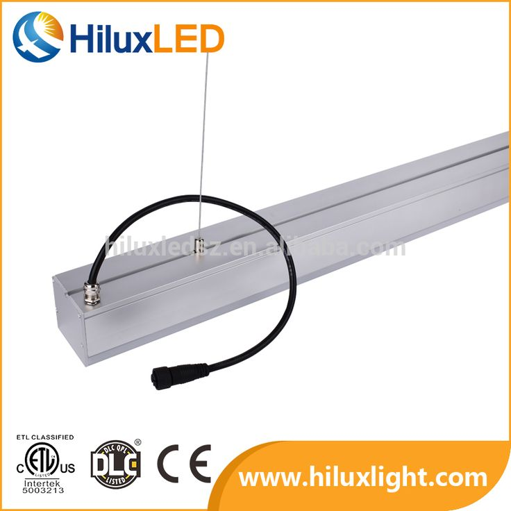 Hot selling 4FT 40W 110lm/w Ra>83 5 years warranty LED Linear Light
